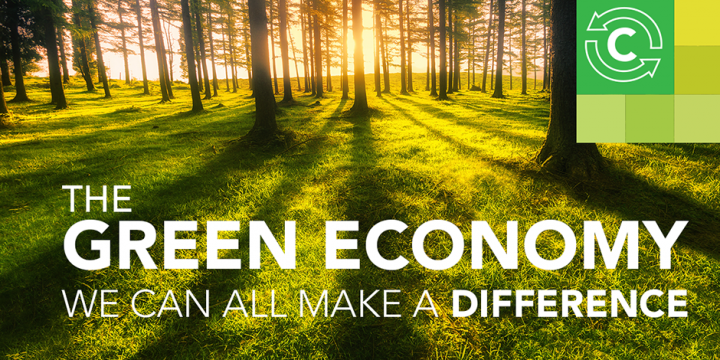 The green economy – we can all make a difference?